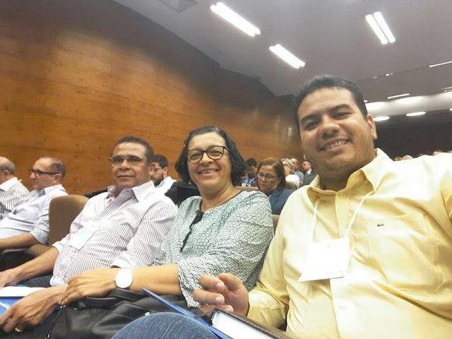 Lucrécio Gomes participa do IV Seminário do Tribunal de Contas de Pernambuco e Novos Gestores Municipais