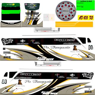 Livery Bus Simulator Indonesia New 4
