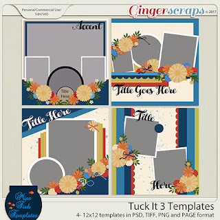 Creative Team, Annemarie, for GingerScraps - December Bundle with FREE WITH PURCHASE by JoCee Designs and Tuck It 3 Templates by Miss Fish