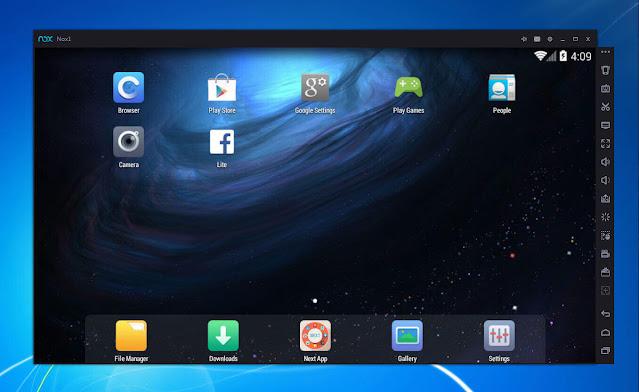تنزيل, افضل, برنامج, لتشغيل, تطبيقات, والعاب, الاندرويد, على, الكمبيوتر, Nox ,App ,Player, احدث, اصدار