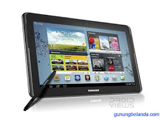 Cara Flashing Samsung Galaxy Note 10.1 (LTE + WiFi) GT-N8020