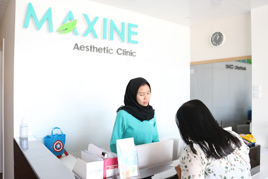Photo Dynamic Therapy at Maxine Clinic for Repairing your skin problem !