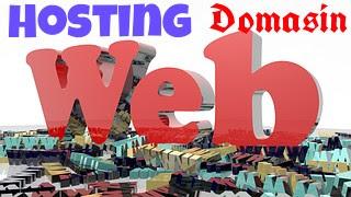 Pengertian Hosting Dan Domain Lengkap