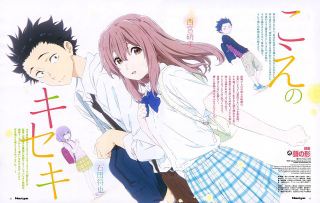 anime romantico koe no katachi
