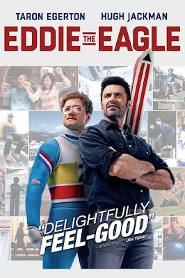 Sinopsis Film Eddie the Eagle (2016)
