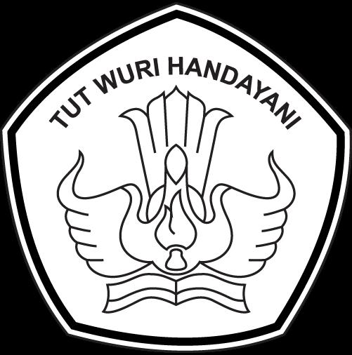 Logo Tut Wuri Handayani Hitam Putih Dan Berwarna Format Png Portal