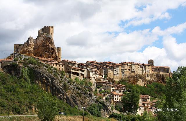Frías, uno de los pueblos más bonitos de Burgos