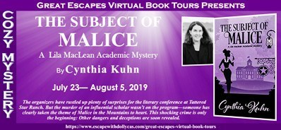Upcoming Blog Tour 7/30/19