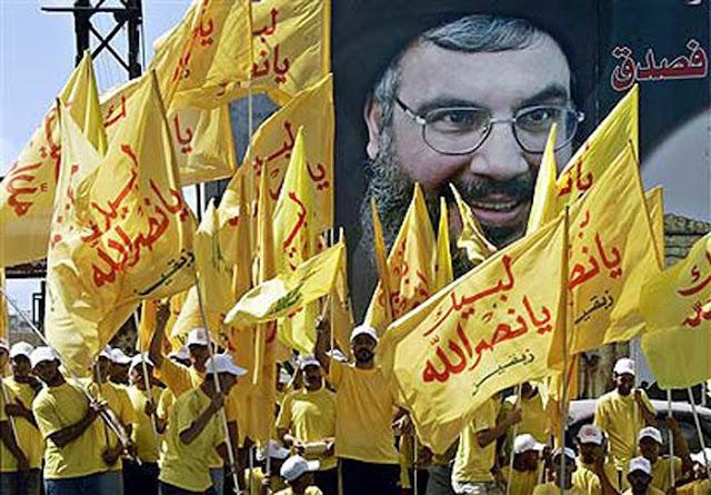 HIzbullah di deklarasikan sebagai Kelompok Teroris