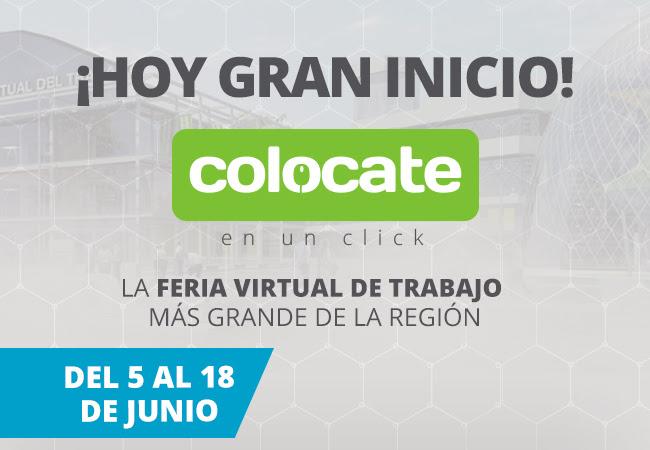 Feria virtual de trabajo col cate en un click honduras for Ina virtual de empleo