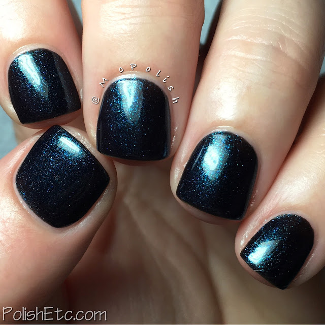 Barielle ProSina Signature Collection - McPolish - Blackened Bleu
