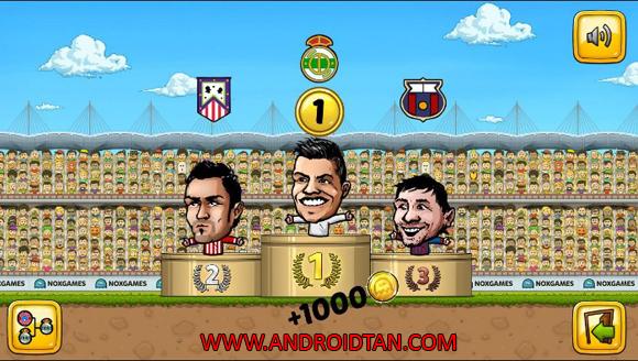 Puppet Soccer Champions 2014 Mod Apk Money