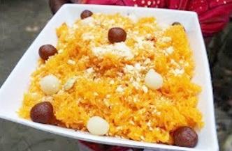 Village Food | Jorda pulao | Eid special