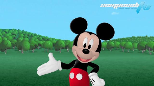 Mickey And Donald Have A Farm DVDR NTSC Español Latino Menu 2012
