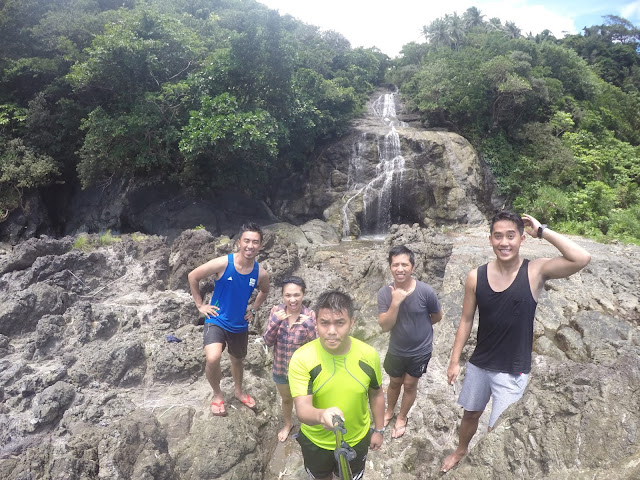 Bisibis Falls, Cagsiay III, Mauban Quezon