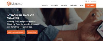 Magneto E-commerce billing provider