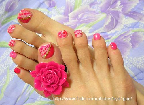 Toe Nail Designs Dizzy Miss Lizzi