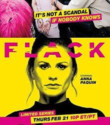Sinopsis pemain genre Serial Flack (2019)