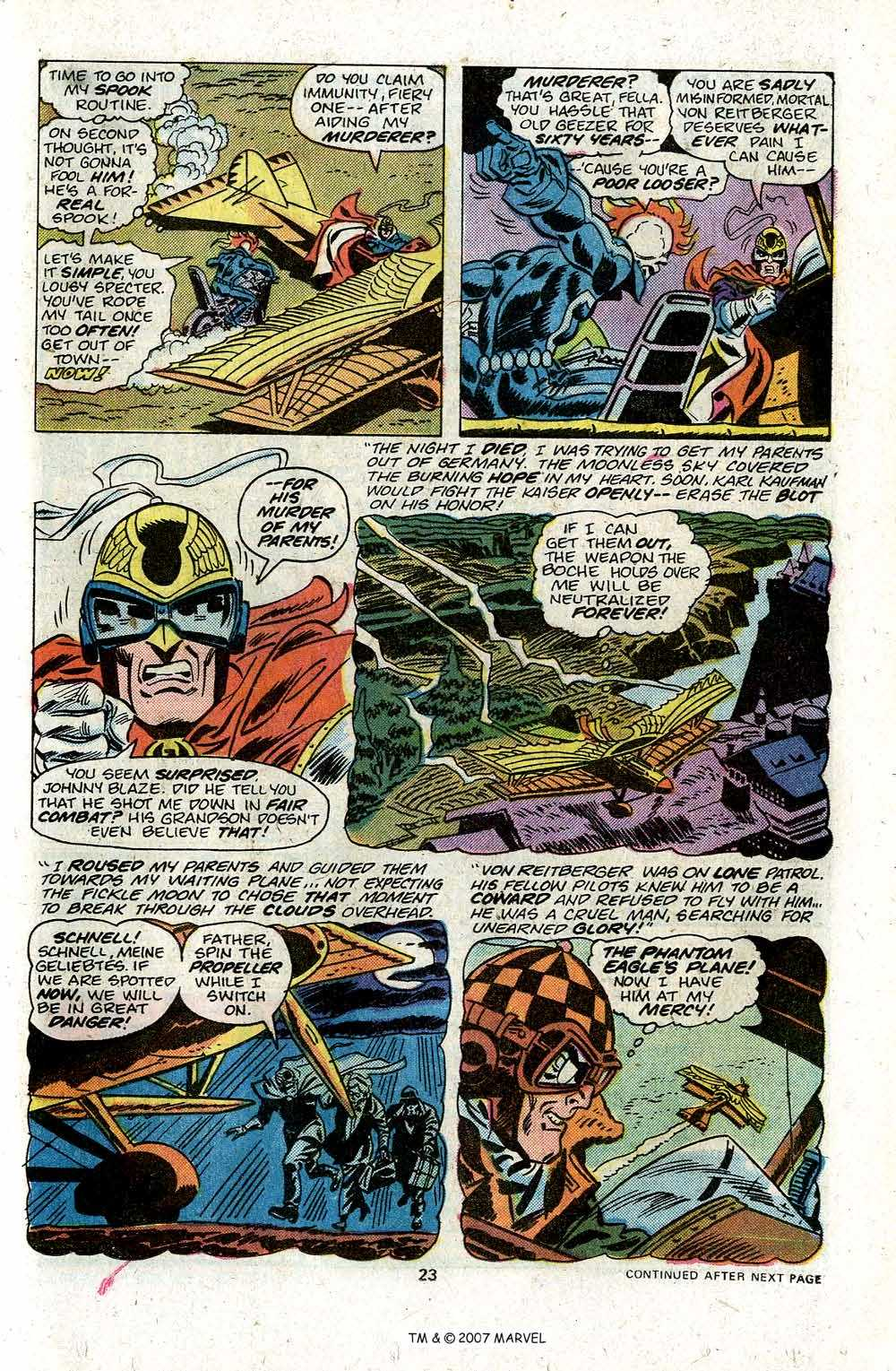 Ghost Rider (1973) Issue #12 #12 - English 25