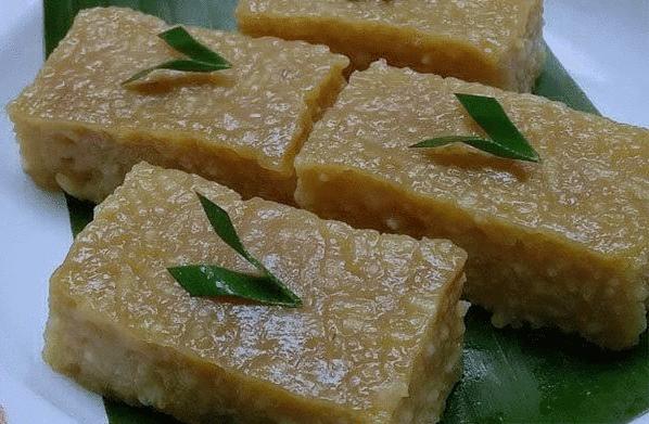 Teks Deskripsi Wajik Makanan Tradisional Dalam Bahasa
