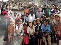 La famille d'Aryan en 2005
