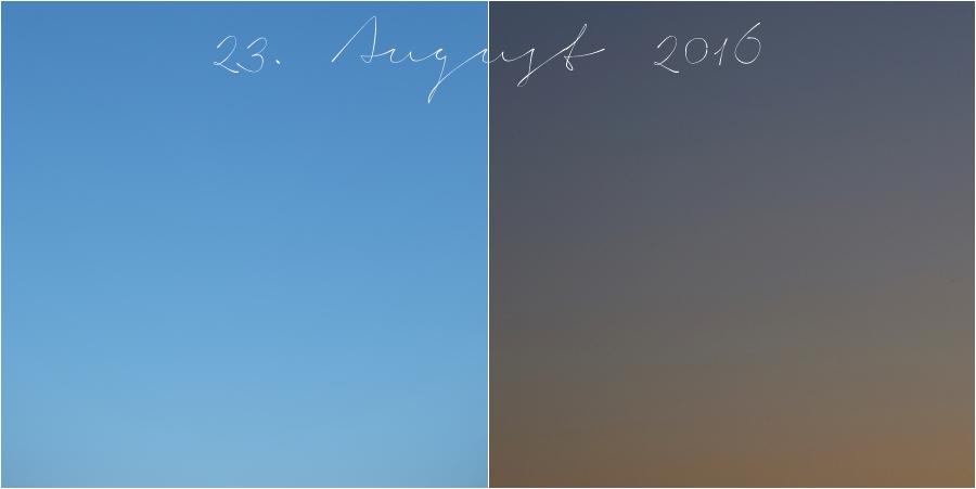 fim.works | Fotografie. Leben. Wohnen. | Himmel am 23. August 2016