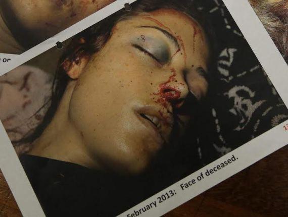 Graphic: Oscar Pistorius' girlfriend Reeva Steenkamp's photos released by court