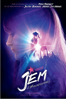 Jem e as Hologramas – Dublado