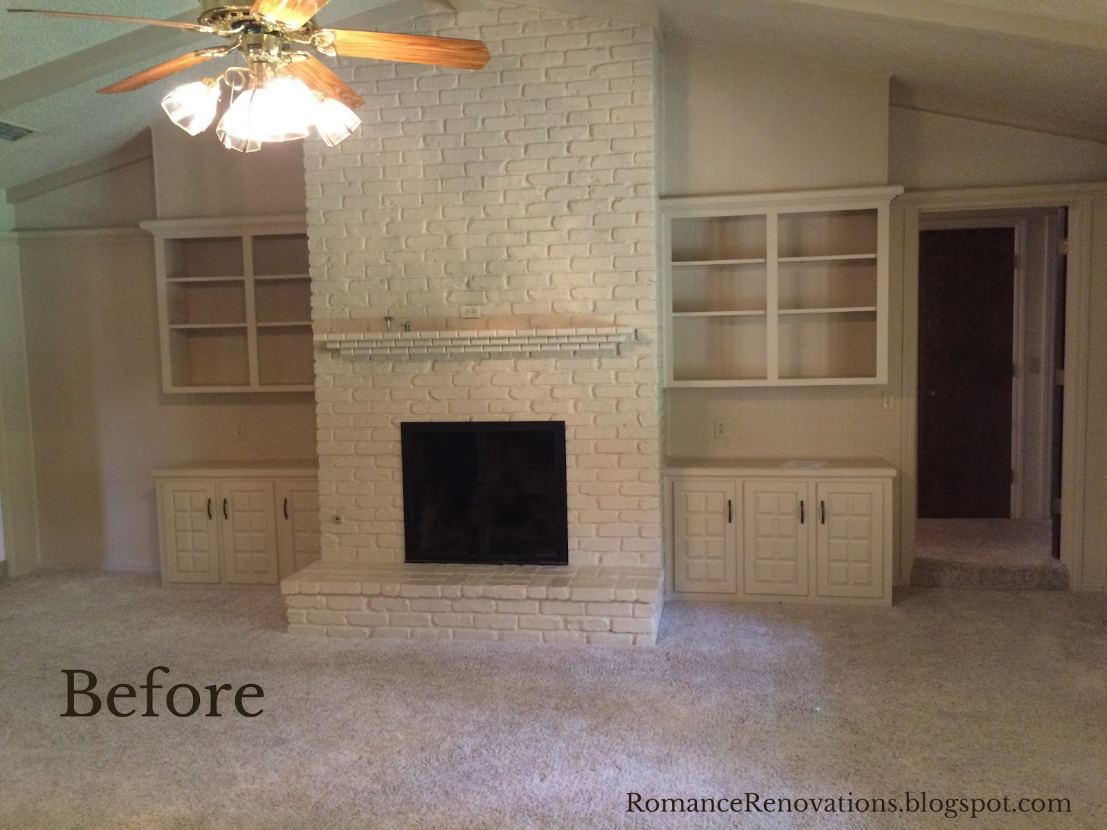 romance renovations how to build a floating wood fireplace mantel