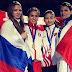 Sancaktepe'nin sporcularından uluslararası başarı
