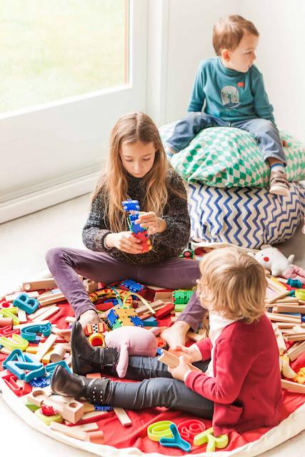 Play&Go Spielsäcke bei Stielreich