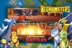 Download Neo Monsters MOD APK v1.4.4 for Android Terbaru