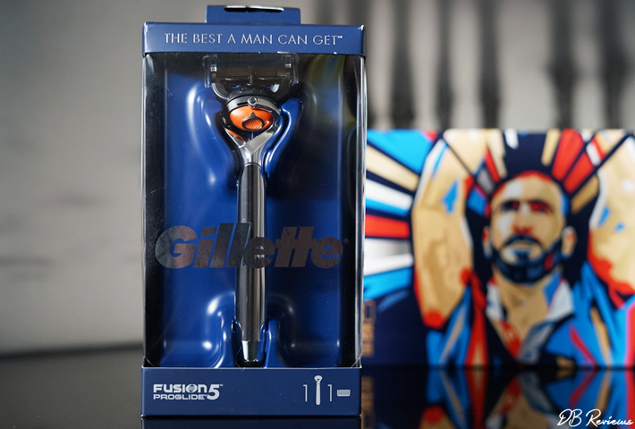 Gillette Fusion5 ProGlide Chrome Edition