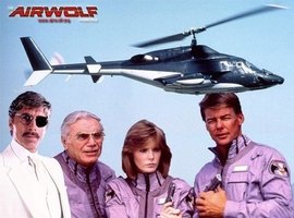 Airwolf Season 1 Episode 2