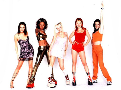 Be Careful! Your Hand!: I Love The 90s: The Spice Girls