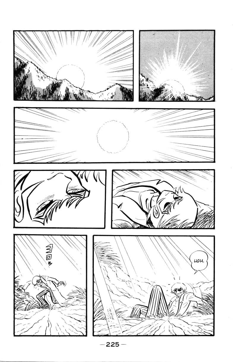 DevilMan chapter 9.2 trang 11