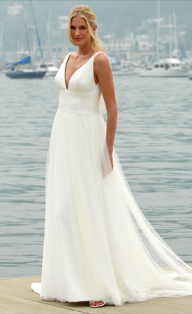 Learn the Best Styles for Simple Beach Wedding Dresses and ...