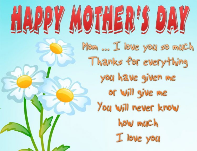 Best mothers day greeting cards and crafts for mom by son happy mothers day greeting cards free download m4hsunfo