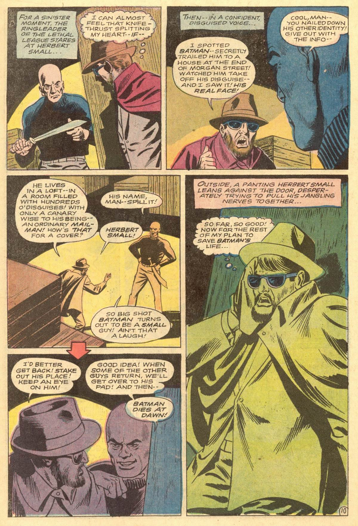 Detective Comics (1937) 385 Page 13