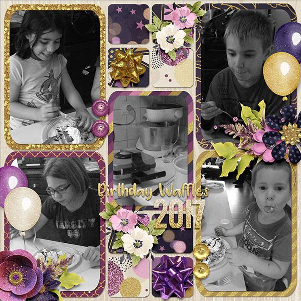 Magical Memories Templates