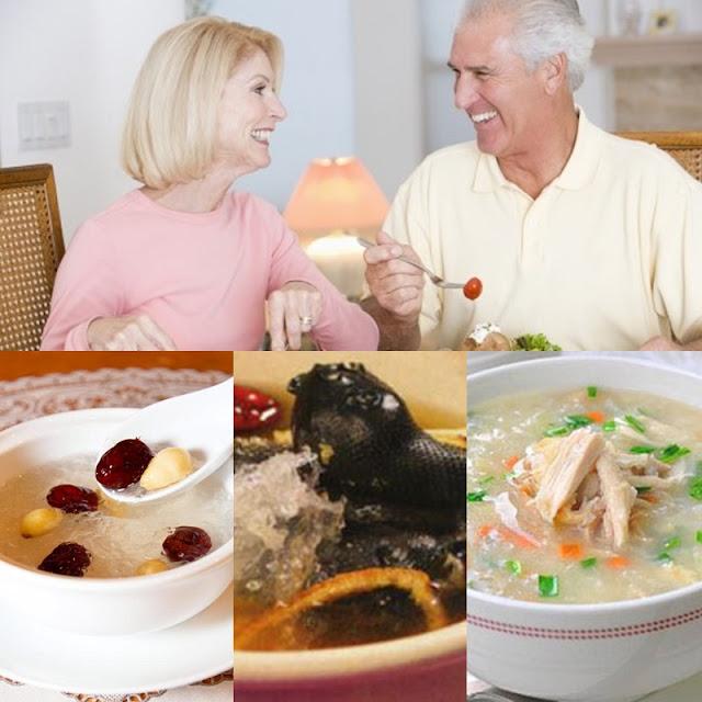 Hướng dẫn cách nấu tổ yến cho người già