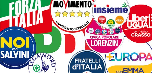 Risultati immagini per simboli partiti