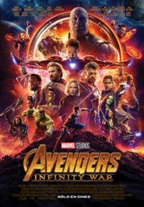 Vingadores – Guerra Infinita Torrent (2018) Dublado / Dual Áudio 720p e 1080p – Download