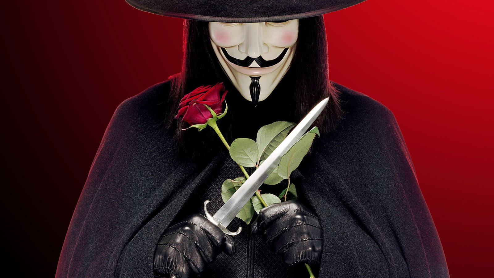V de Vendetta y Mr Robot