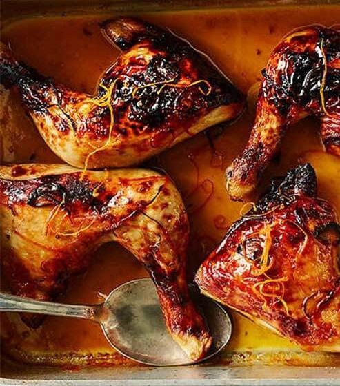 Resep Ayam Bakar Madu Ala Resto