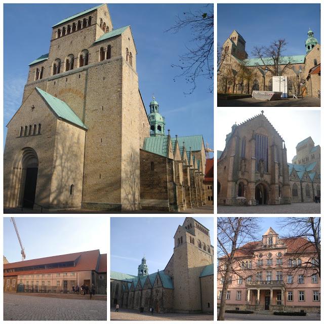 Catedral de Santa Maria em Hildesheim