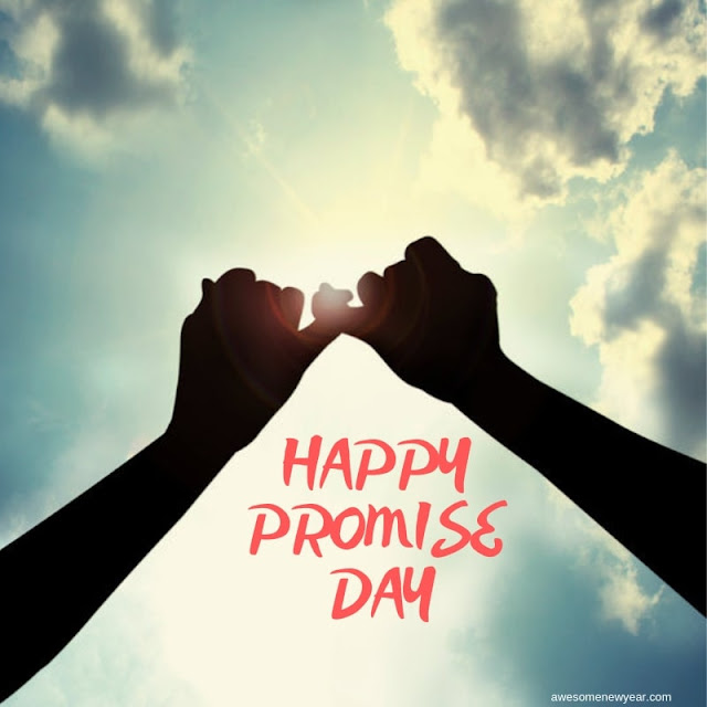 Happy Promise Day 2019