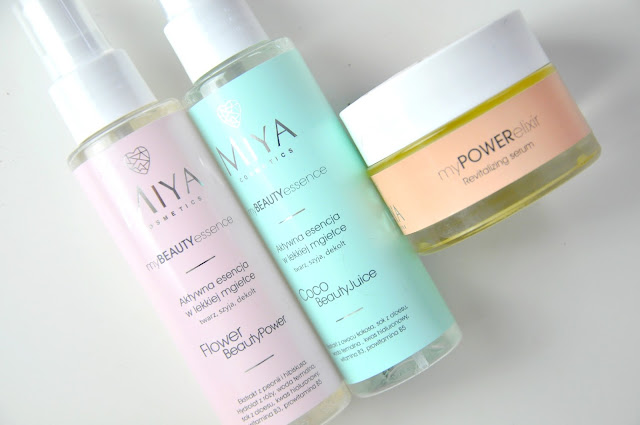 miya cosmetics serum mypowerelixir i esencje mybeautyessence