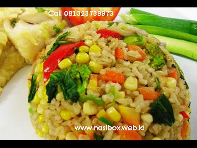 Resep nasi goreng sayuran nasi box cimanggu ciwidey