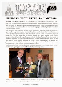 TCS Newsletter January 2014